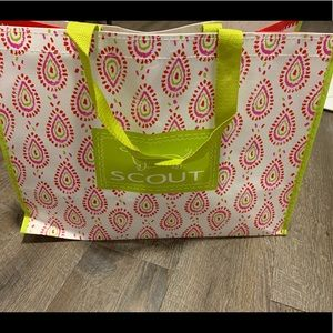 New with tags scout tote